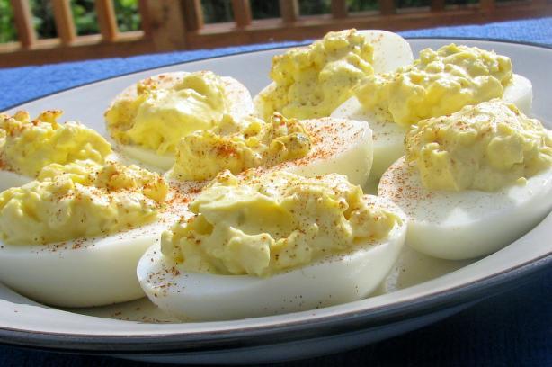 Sammie's Deviled Eggs