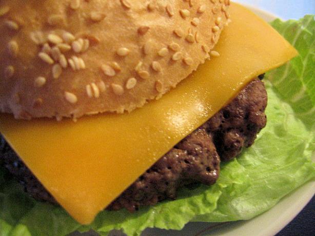 My Favorite Burgers