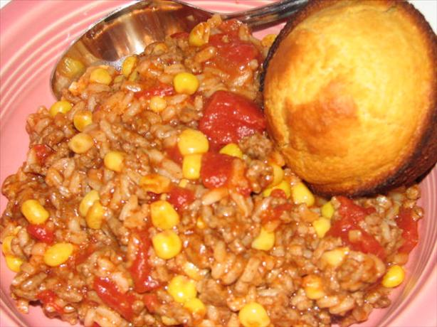 Chili With Rice
