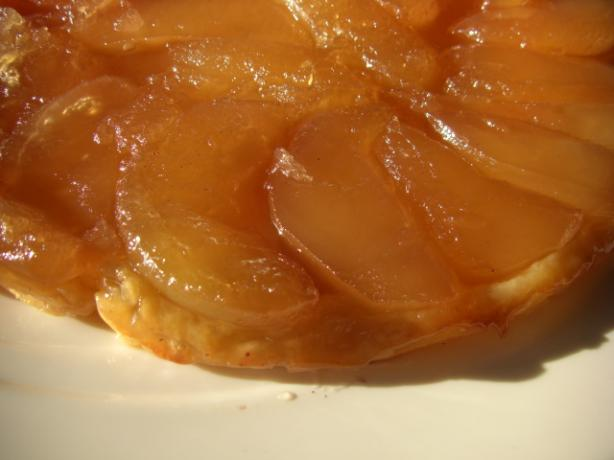 Tarte Tatin -- Easy Version