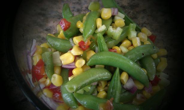 Veggie Medley Salad