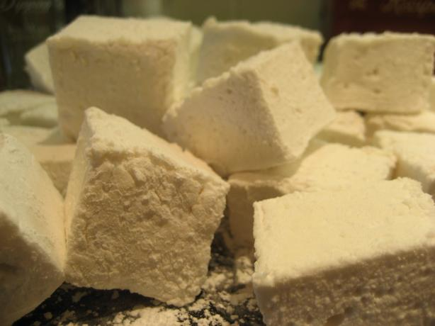 Marshmallows - Alton Brown