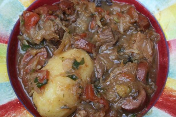 Authentic Bigos