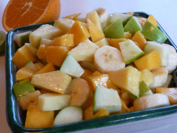 Elutaria's Fruit Salad