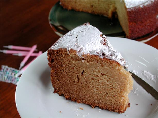 Magic Ginger Cake