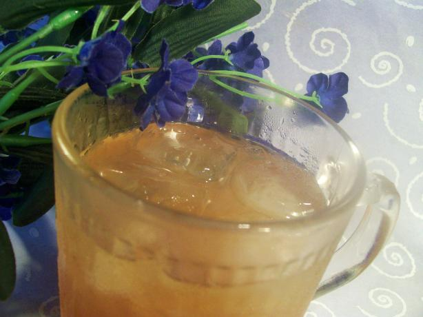 California Ice Tea by Ina Garten (Barefoot Contessa)