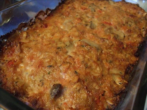 Flavorful Turkey Meatloaf or Turkey Loaf