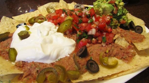 You've Gotta Try These Nachos
