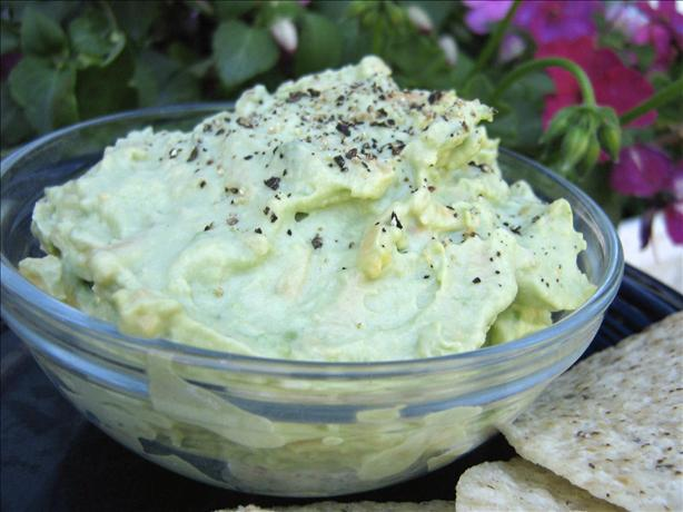 Avocado & Cheese Dip