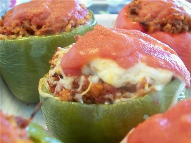 Parsley's Stuffed Peppers