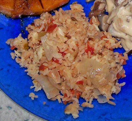 Parmesan Rice