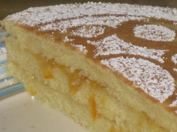 Maria Luisa (Salvadoran Layer Cake)