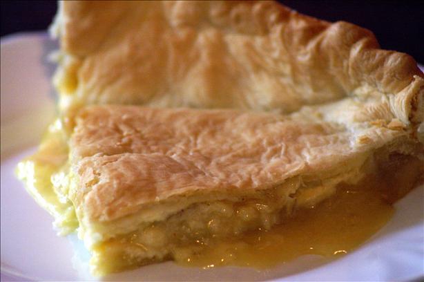 Brie Pie (Tourte Au Brie)