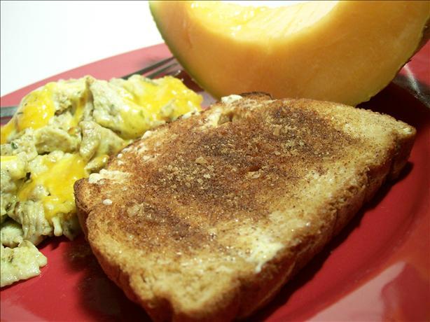 Cinnabutter Toast