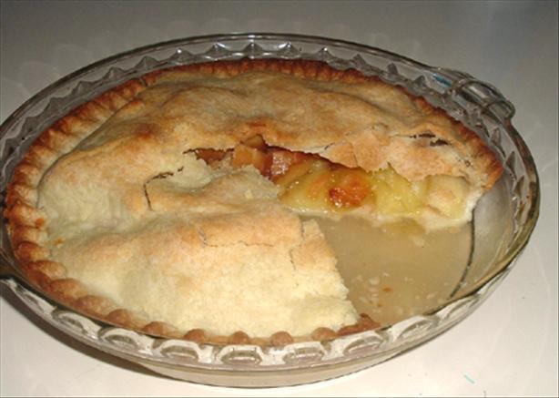 Grammy's Apple Pie