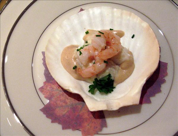 Norwegian Fish Mousse (Fiskepudding)