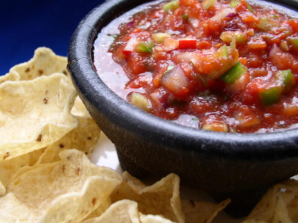 Salsa (My Copycat Version)