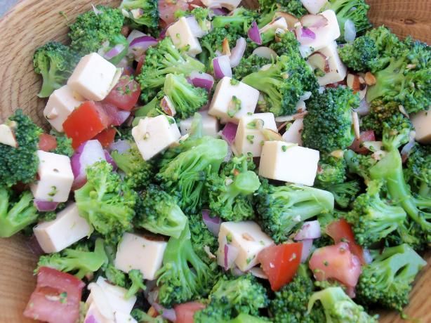 Broccoli Salad With Gouda