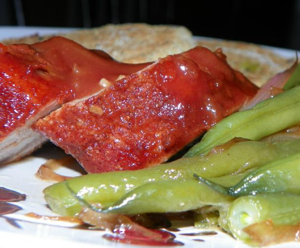 Pork Tenderloin With Spicy Guava Glaze