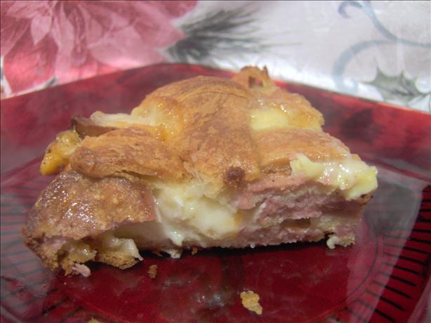 Pie a La Italian