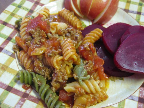 Mexican Style Goulash