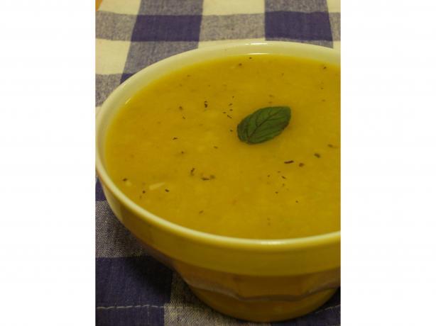 Best Ever Pumpkin or Butternut Squash Soup