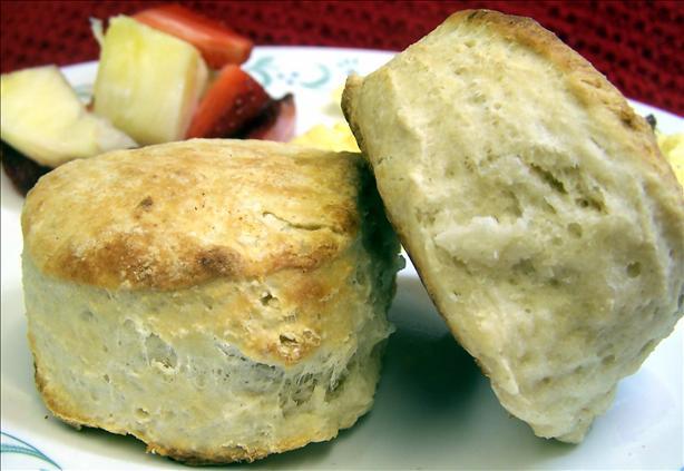 Honeymoon Sourdough Biscuits