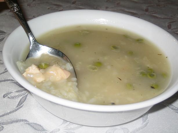 """cream"" of Chicken Soup"