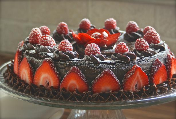 Chocaholic Torte