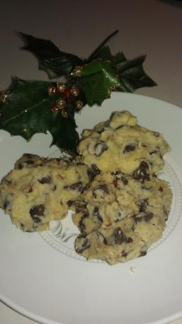 Luscious Lumps Cookies