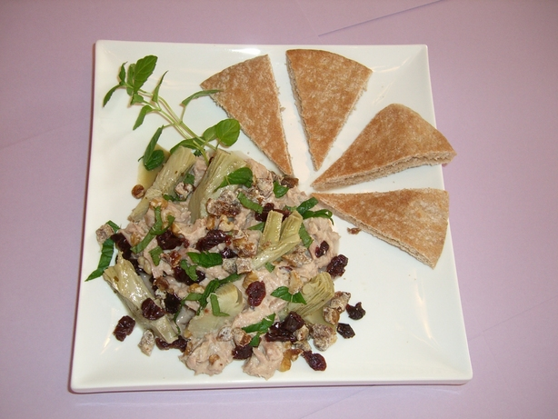 Mount Vernon Tuna Salad
