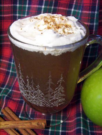 Hot Caramel Apple Cafe (Hot Drink)