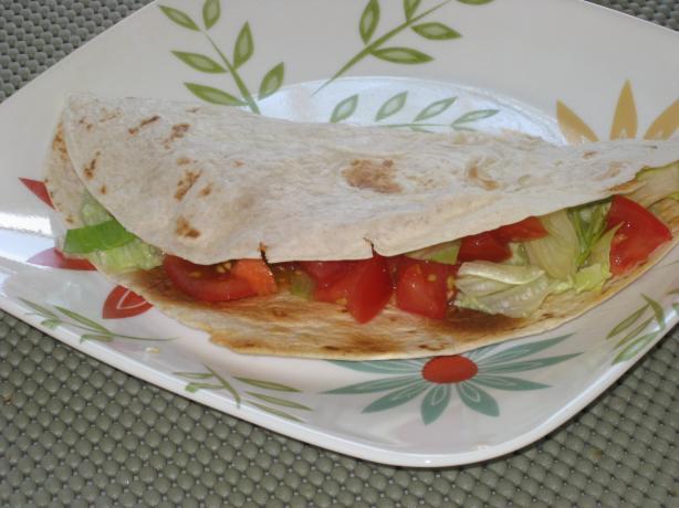 Guacamole Sandwiches