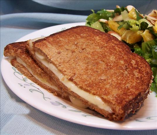 Fruity Grilled Cheese Sandwich