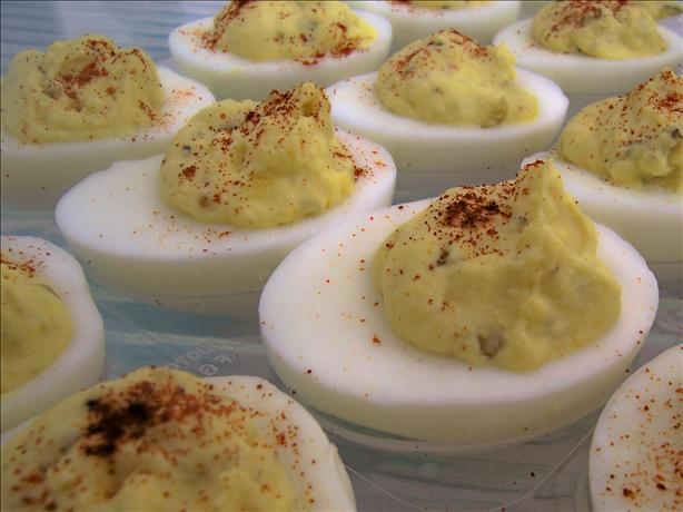 Deviled Eggs - (Done Bobby's Way)