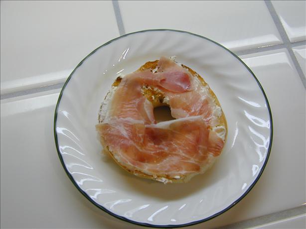Bagels & Prosciutto