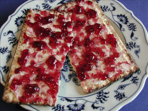 Matzoh Board Snack