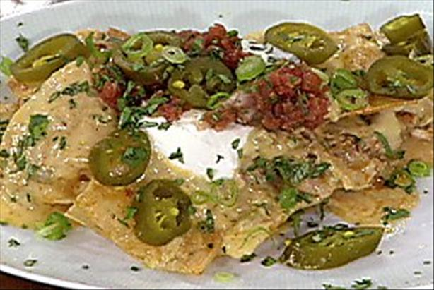 Awesome Chicken Nachos