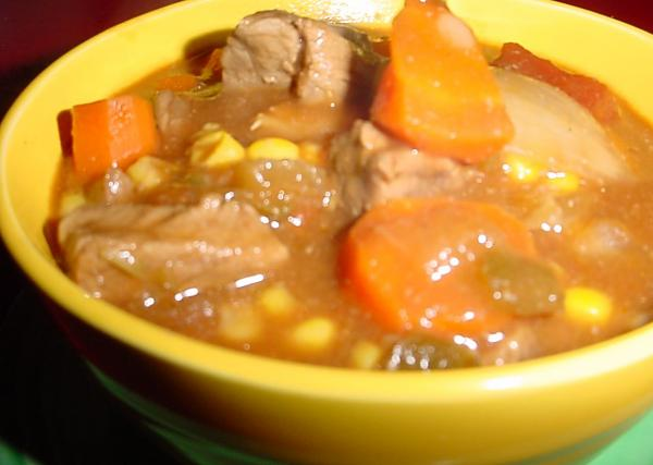 Texas Beef Stew