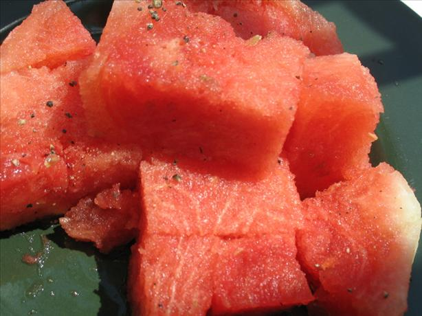 Hot & Sweet Watermelon