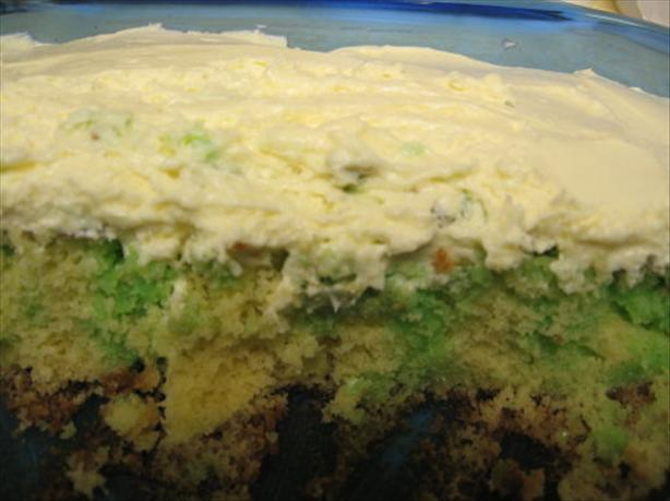 Rogene's Lemon Lime Refrigerate Cake