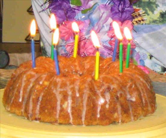 Misso Resort Festival Cake