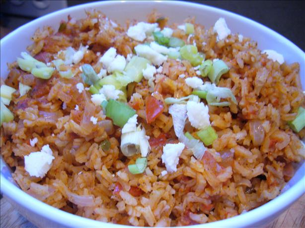 Tijuana Kitchen Rice