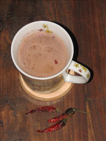 Aztec Chili Hot Chocolate