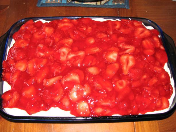 Fantastic Twinkie Refrigerator Strawberry Shortcake!