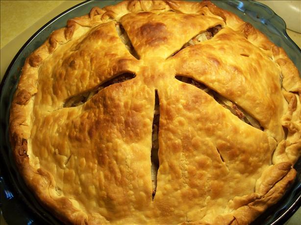 Quick Pasty Pie