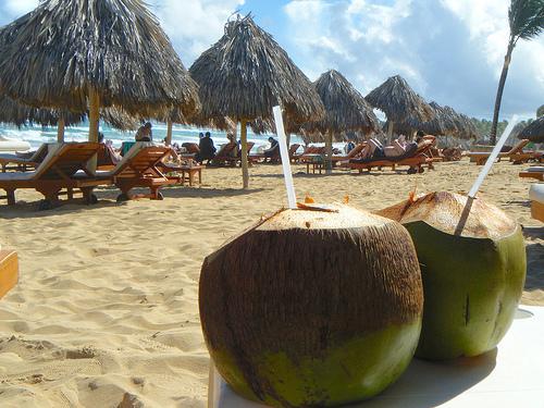Coco Loco Drink Recipe Punta Cana