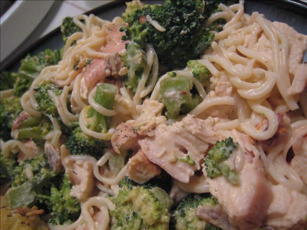 Creamy Chipotle Chicken With Broccoli