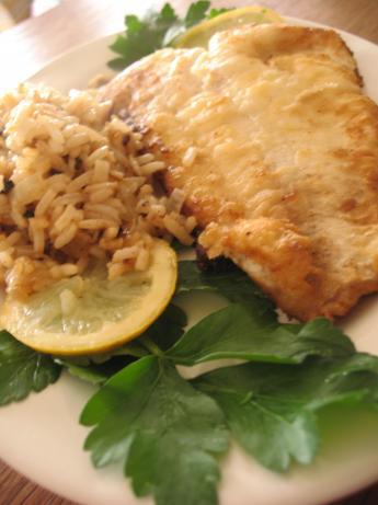 Egyptian Sayyadiah - Fish With Rice