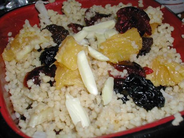 African Couscous Salad